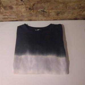 AEO Ombre Dip Dye Sweater Sweatshirt